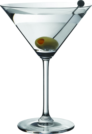 flying martini