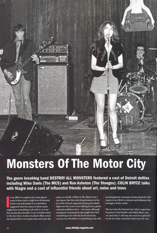 Monsters of the Motor City (1 of 3)